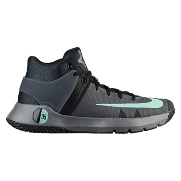 ナイキ メンズ バスケットボール シューズ・靴【Nike KD Trey 5 IV】Black/Green Glow/Dark Grey