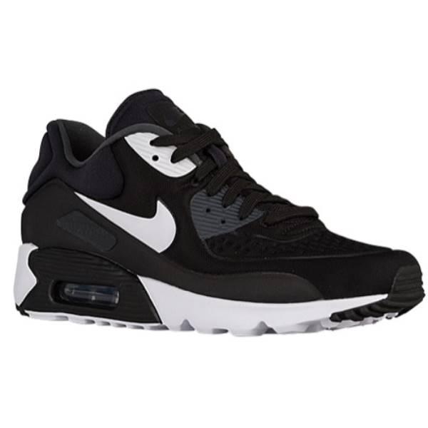 ナイキ メンズ シューズ・靴 スニーカー【Nike Air Max 90 Ultra】Black/White/Anthracite/White