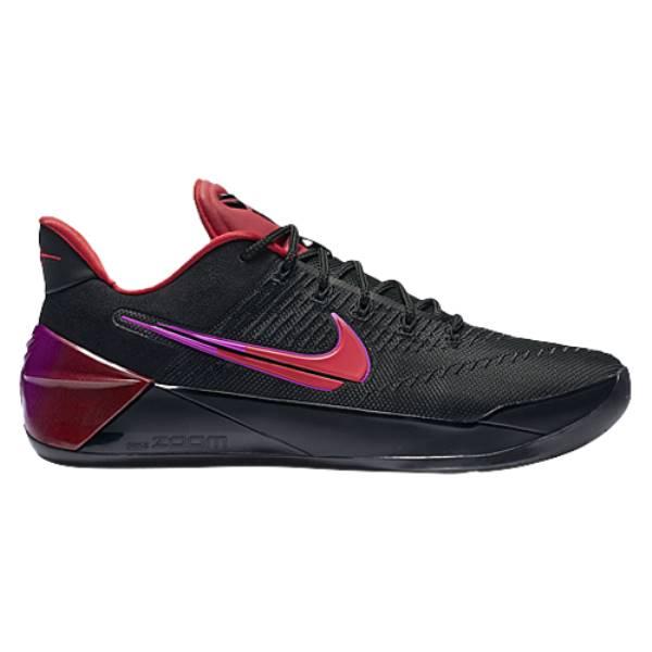 ナイキ メンズ バスケットボール シューズ・靴【Nike Kobe A.D.】Black/University Red/Hyper Violet