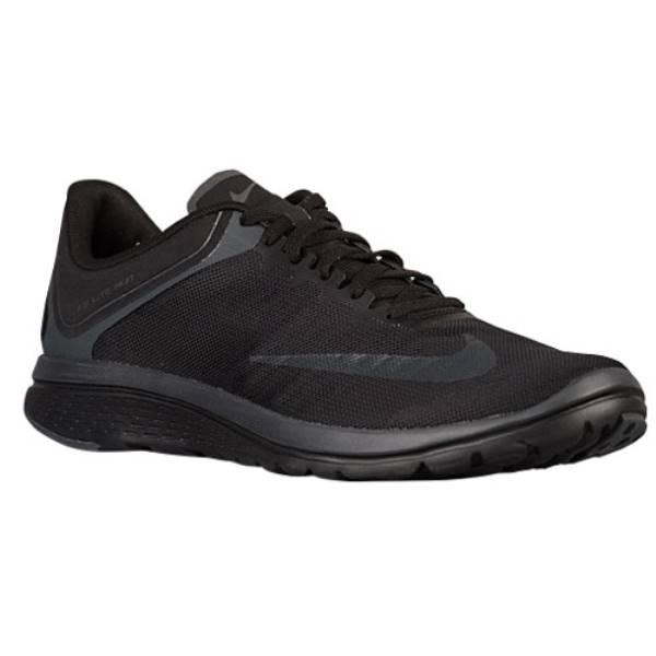 ナイキ メンズ ランニング・ウォーキング シューズ・靴【Nike FS Lite Run 4】Black/Anthracite