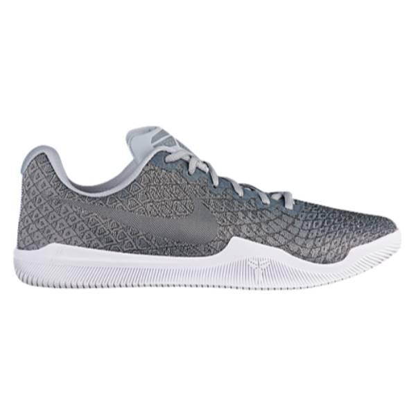 ナイキ メンズ バスケットボール シューズ・靴【Nike Kobe Mamba Instinct】Pure Platinum/Cool Grey/Wolf Grey/White