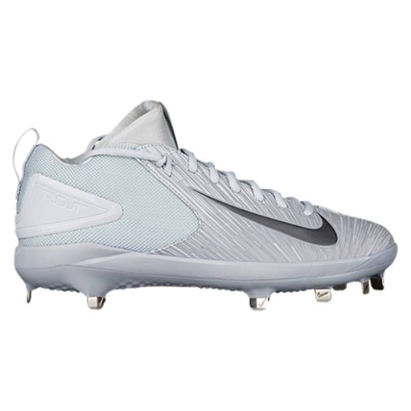 ナイキ メンズ 野球 シューズ・靴【Nike Force Trout 3 Pro】Wolf Grey/Metallic Dark Grey/Wolf Grey
