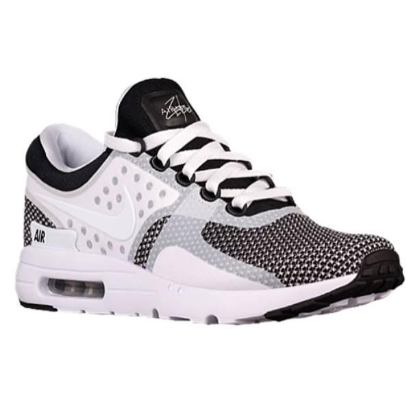 ナイキ メンズ シューズ・靴 スニーカー【Nike Air Max Zero】Black/Wolf Grey/White
