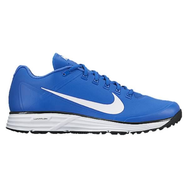 ナイキ メンズ 野球 シューズ・靴【Nike Lunar Clipper Turf 2017】Rush Blue/White/Rush Blue