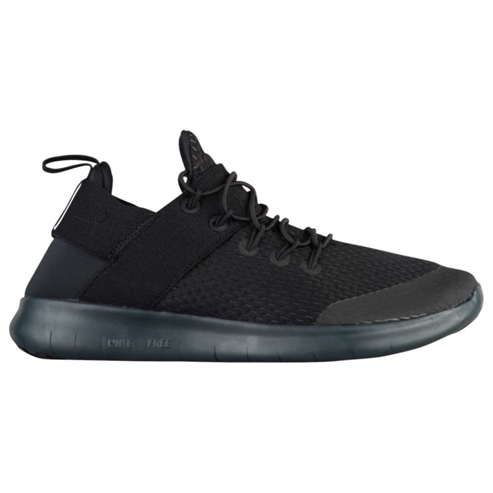 ナイキ レディース ランニング・ウォーキング シューズ・靴【Nike Free RN Commuter 2017】Black/Black/Dark Grey/Anthracite