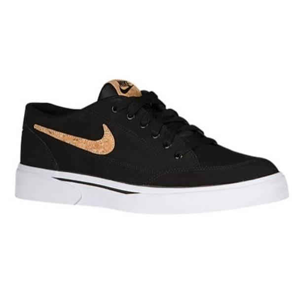 ナイキ メンズ シューズ・靴 スニーカー【Nike GTS '16】Black/White/Gum Light Brown/White