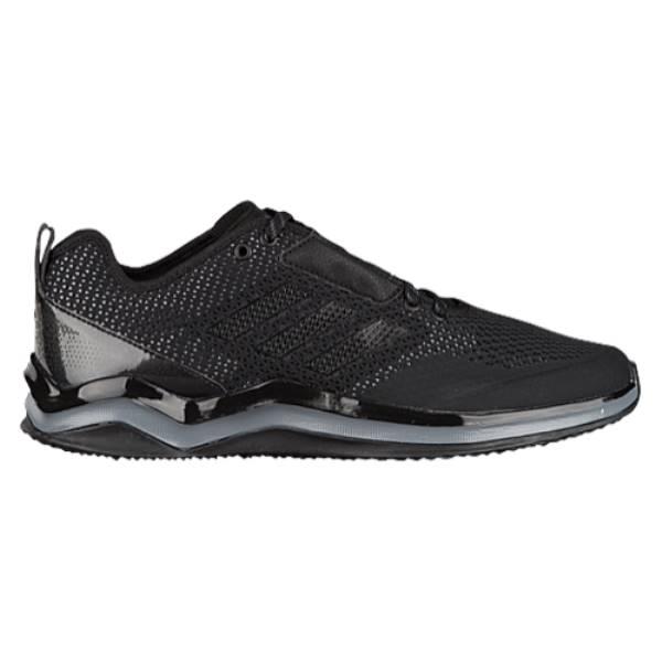 アディダス メンズ 野球 シューズ・靴【adidas Speed Trainer 3.0】Black/Black/Iron Metallic