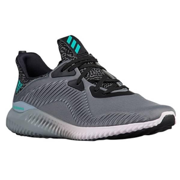 アディダス メンズ ランニング・ウォーキング シューズ・靴【adidas Alphabounce】Ash/Shock Mint/Ice Purple