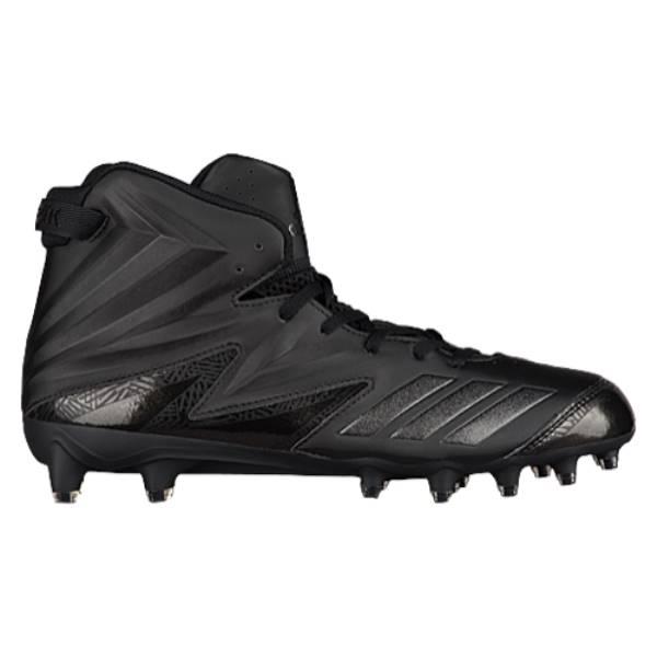 アディダス メンズ アメリカンフットボール シューズ・靴【adidas Freak x Carbon High】Black/Black/Black