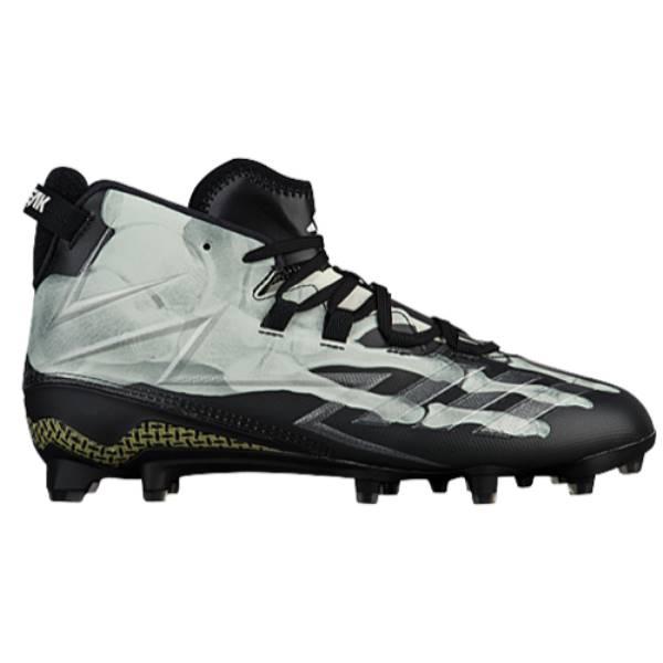 アディダス メンズ アメリカンフットボール シューズ・靴【adidas Freak x KEVLAR】Black/Black/White