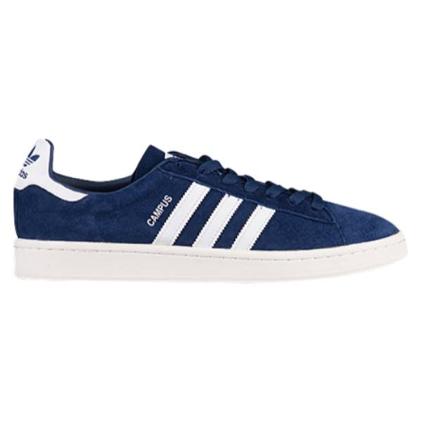 アディダス メンズ シューズ・靴 スニーカー【adidas Originals Campus】Dark Blue/White/Chalk White