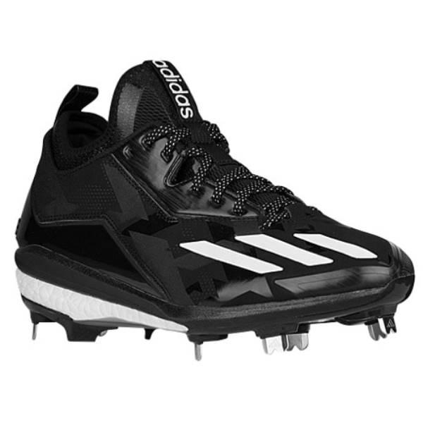 アディダス メンズ 野球 シューズ・靴【adidas Energy Boost Icon 2】Black/White/Black