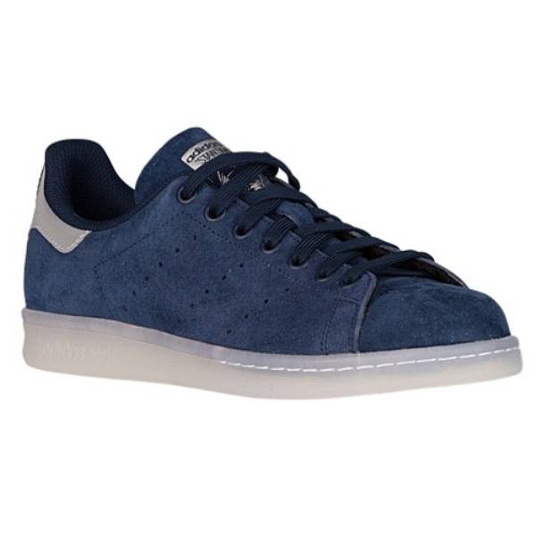 アディダス メンズ シューズ・靴 スニーカー【adidas Originals Stan Smith】Collegiate Navy/Collegiate Navy/White