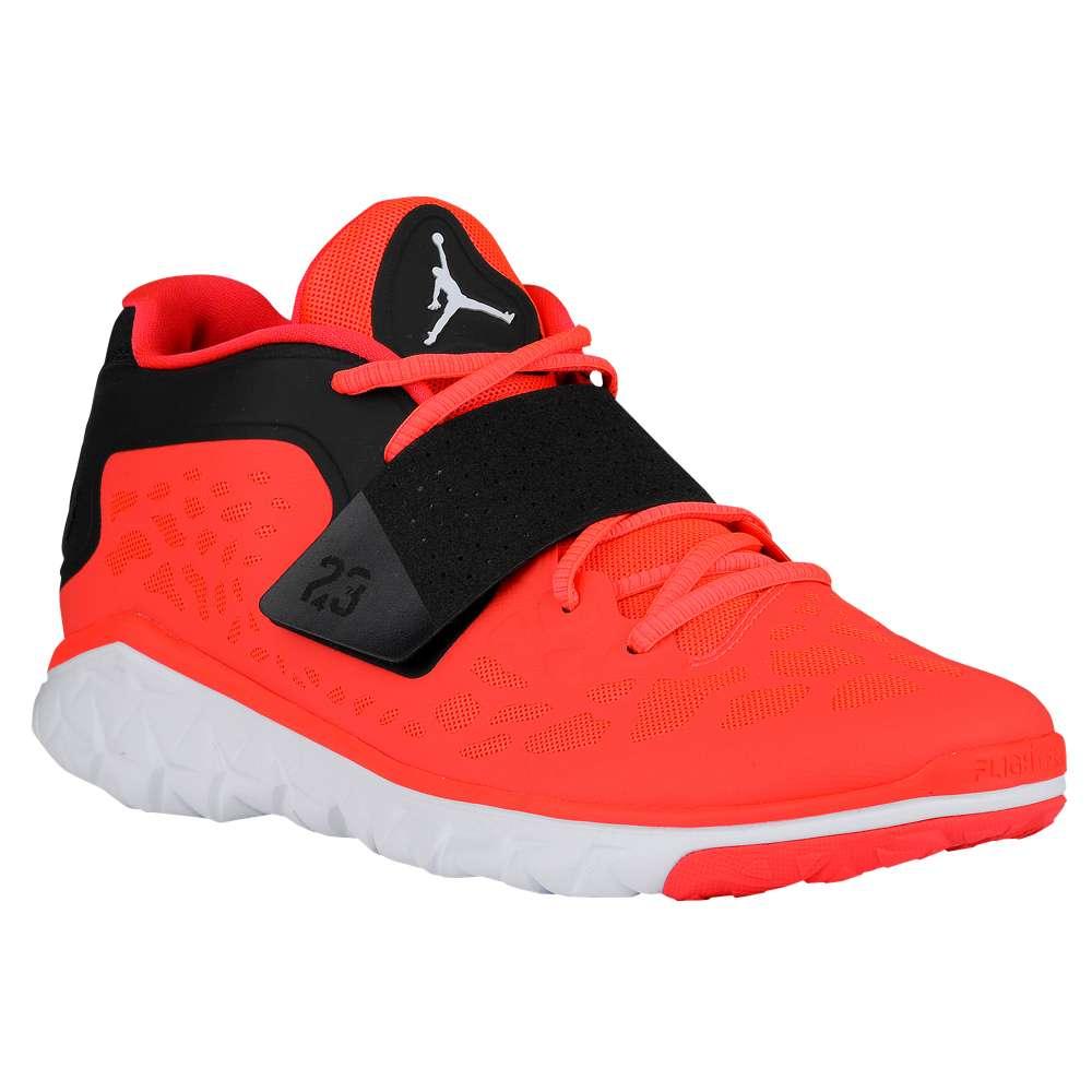 ナイキ ジョーダン メンズ フィットネス・トレーニング シューズ・靴【Jordan Flight Flex Trainer 2】Infrared 23/White/Black