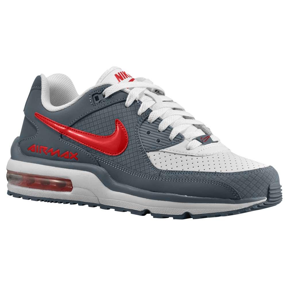 ナイキ メンズ シューズ・靴 スニーカー【Nike Air Max Wright】White/Game Red/Cool Grey