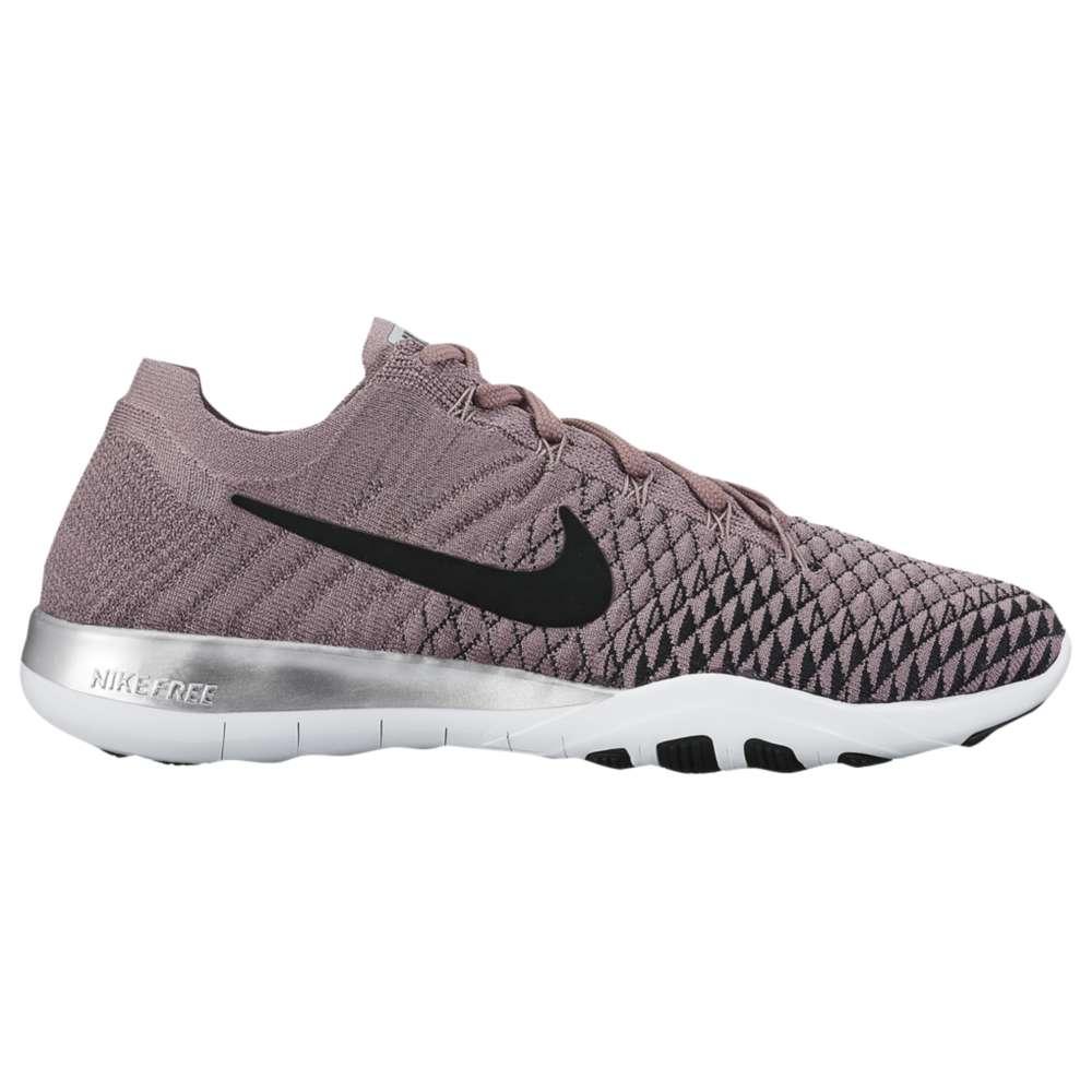 ナイキ レディース フィットネス・トレーニング シューズ・靴【Nike Free TR Flyknit 2】Taupe Grey/Black/Chrome