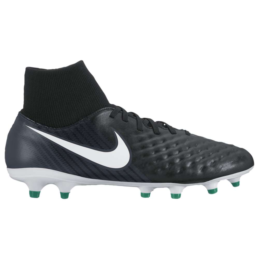 ナイキ メンズ サッカー シューズ・靴【Nike Magista Onda II Dynamic Fit FG】Black/White/Stadium Green