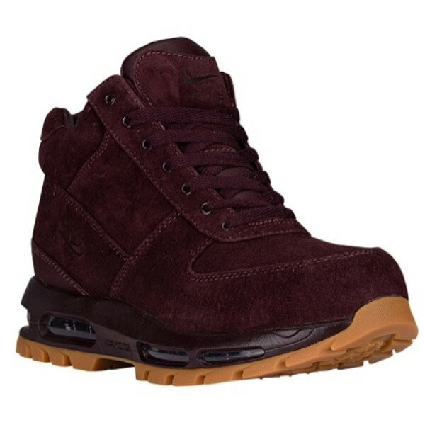 ナイキ メンズ シューズ・靴 ブーツ【Nike ACG Air Max Goadome】Deep Burgundy/Gum Med Brown/Deep Burgundy
