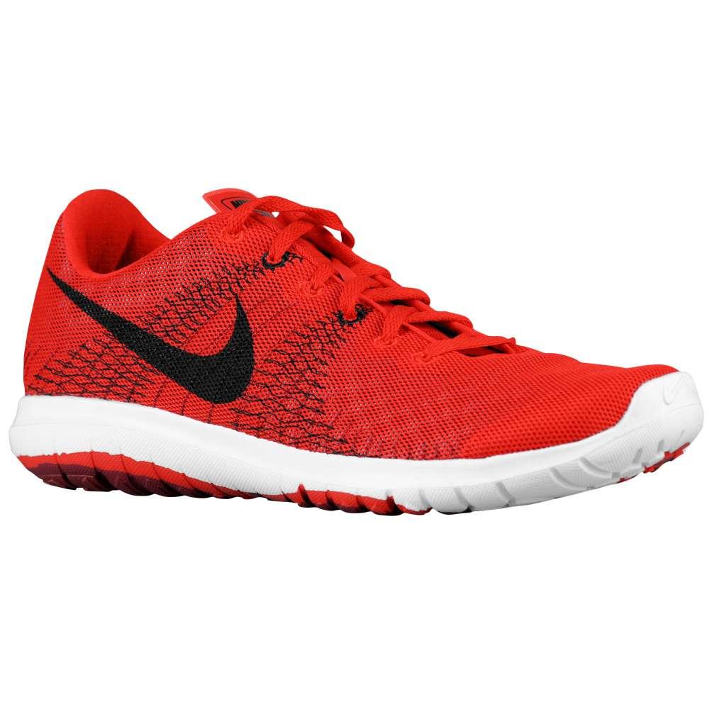 ナイキ メンズ ランニング・ウォーキング シューズ・靴【Nike Flex Fury】University Red/Team Red/Challege Red/White