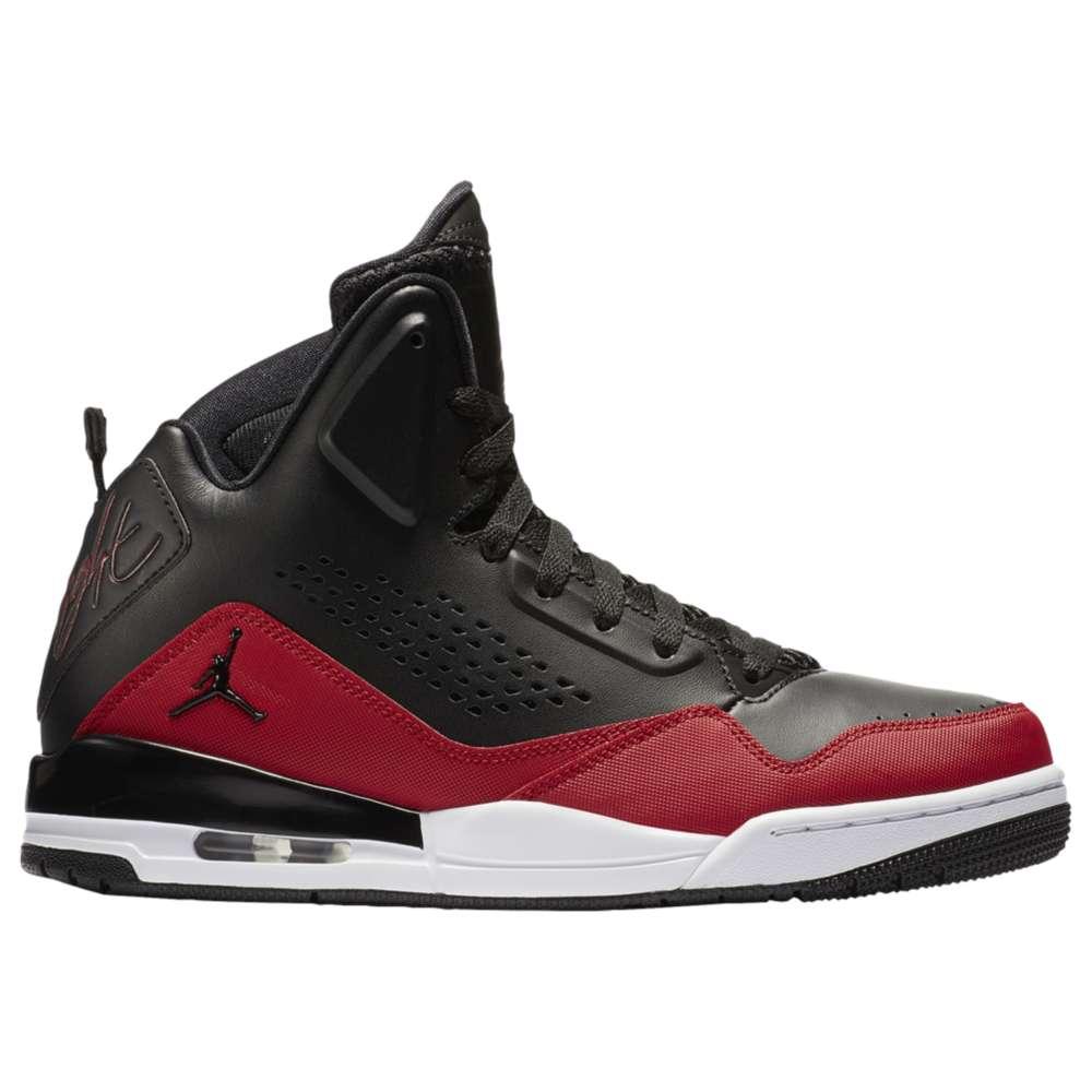 ナイキ ジョーダン メンズ シューズ・靴 スニーカー【Jordan SC-3】Black/Gym Red/White