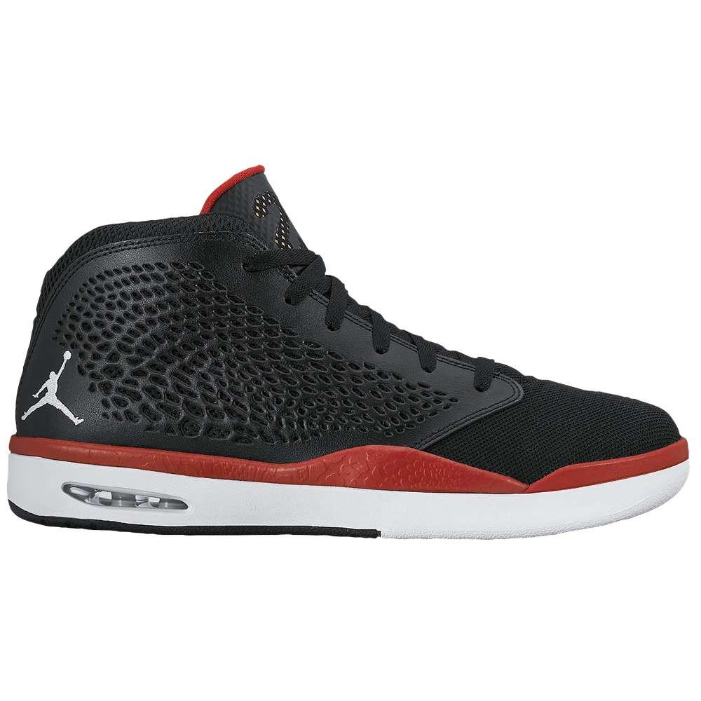 ナイキ ジョーダン メンズ シューズ・靴 スニーカー【Jordan Flight 2015】Black/White/Gym Red