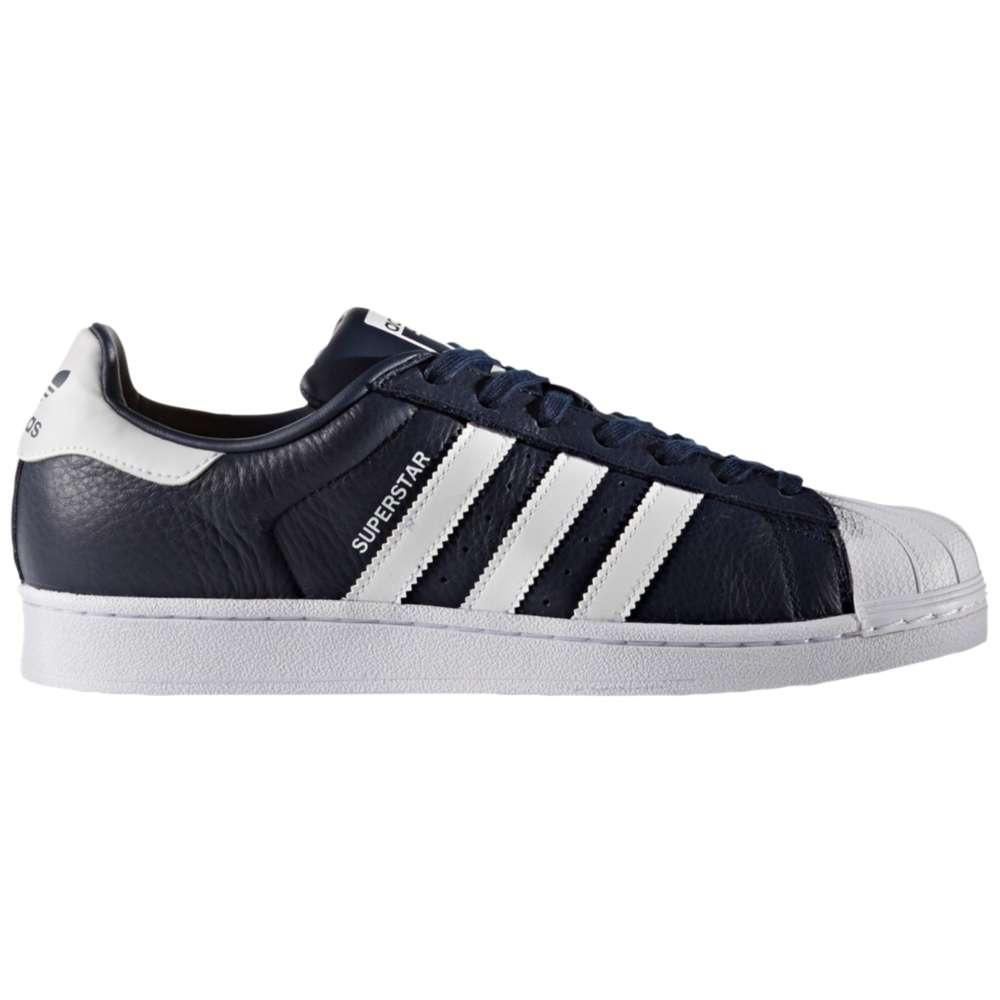 アディダス メンズ シューズ・靴 スニーカー【adidas Originals Superstar】Collegiate Navy/White/Collegiate Navy