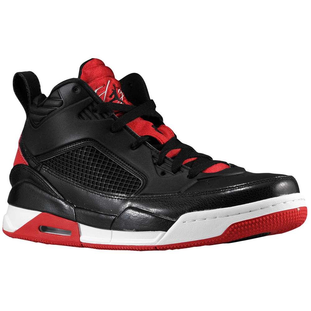 ナイキ ジョーダン メンズ シューズ・靴 スニーカー【Jordan Flight 9.5】Black/Gym Red/White/Cool Grey