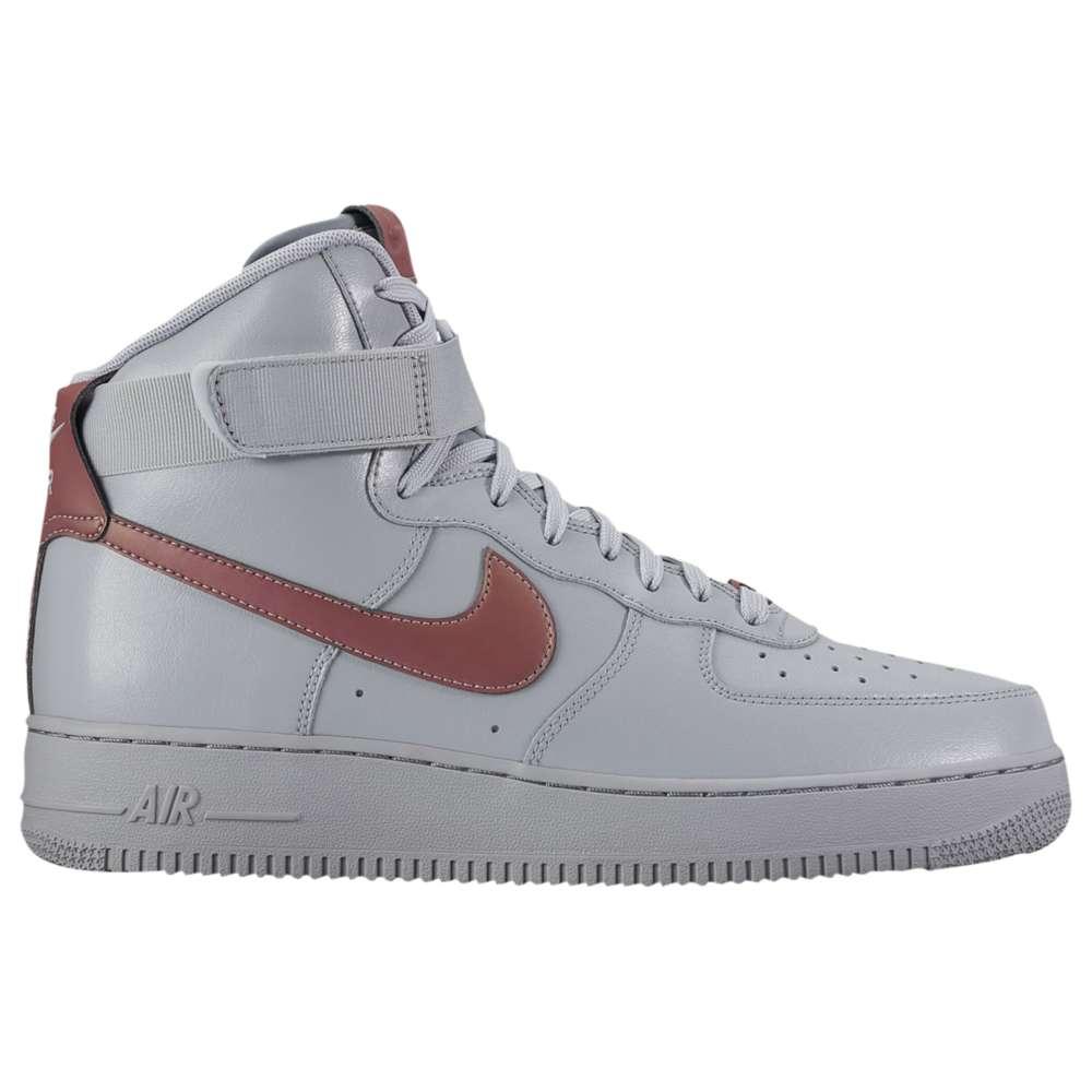 ナイキ メンズ シューズ・靴 スニーカー【Nike Air Force 1 High LV8】Pure Platinum/Multi Color/Pure Platinum