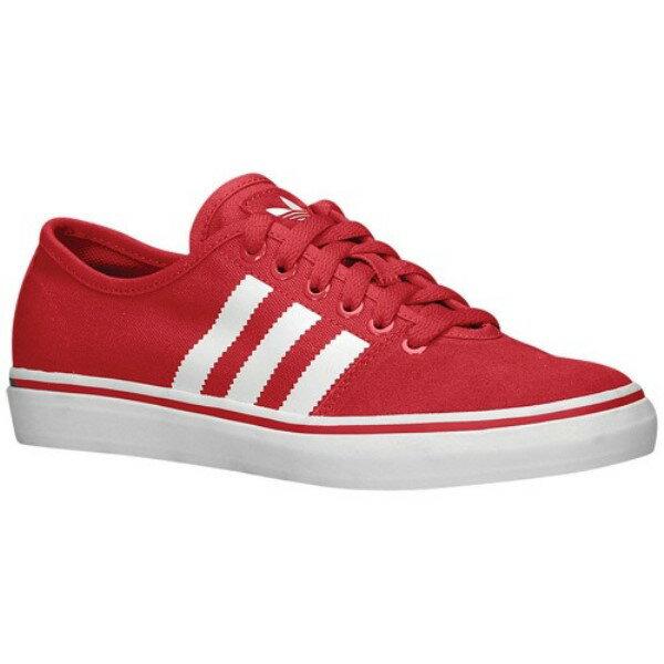 アディダス レディース シューズ・靴 スニーカー【adidas Originals Adria Lo】Power Red/White/Power Red