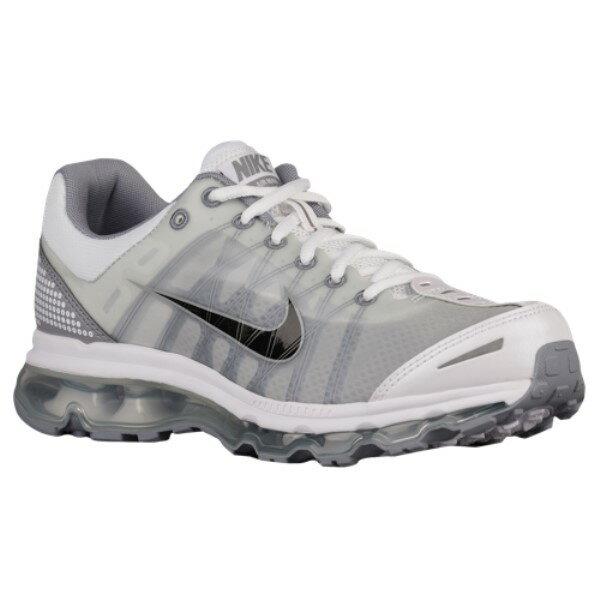 ナイキ メンズ シューズ・靴 スニーカー【Nike Air Max 2009】White/Black/Stealth