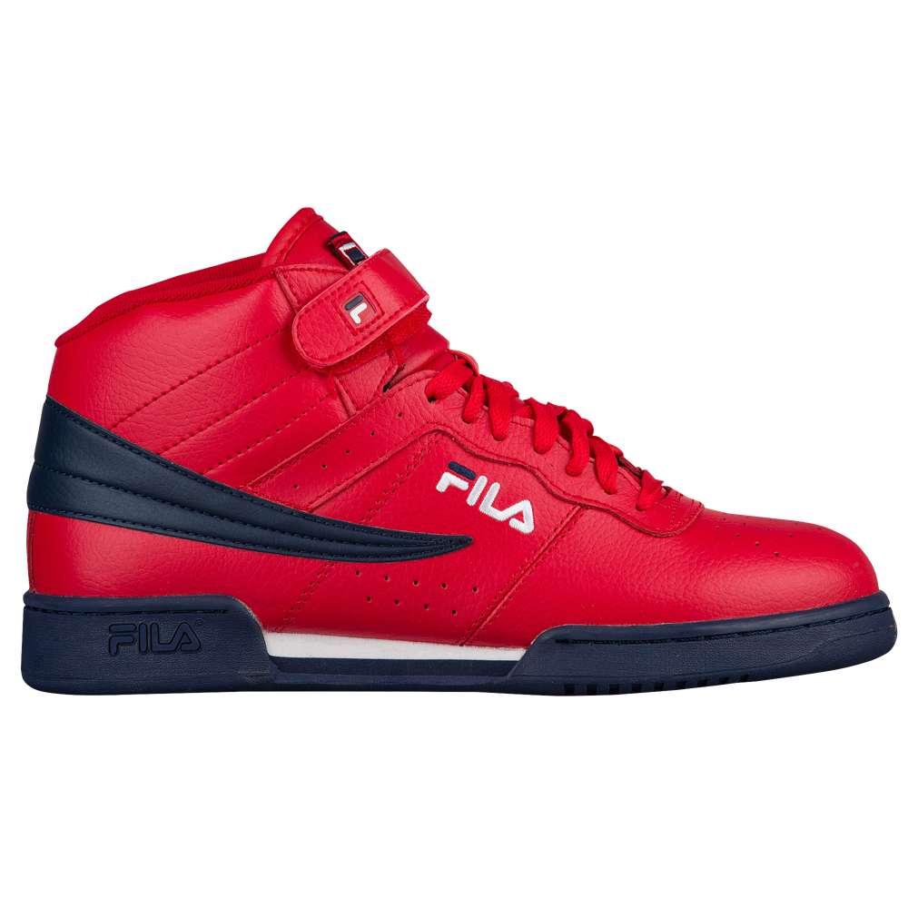 フィラ メンズ シューズ・靴 スニーカー【Fila F13】Red/Navy/White