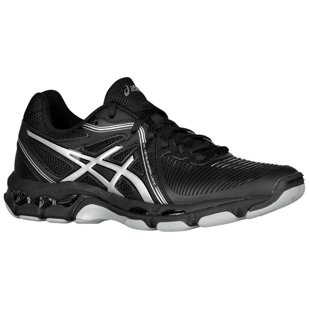 アシックス レディース バレーボール シューズ・靴【ASICS GEL-Netburner Ballistic】Black/Silver