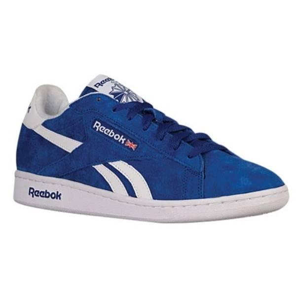 リーボック メンズ シューズ?靴 スニーカー【Reebok NPC UK Retro】Collegiate Royal/White