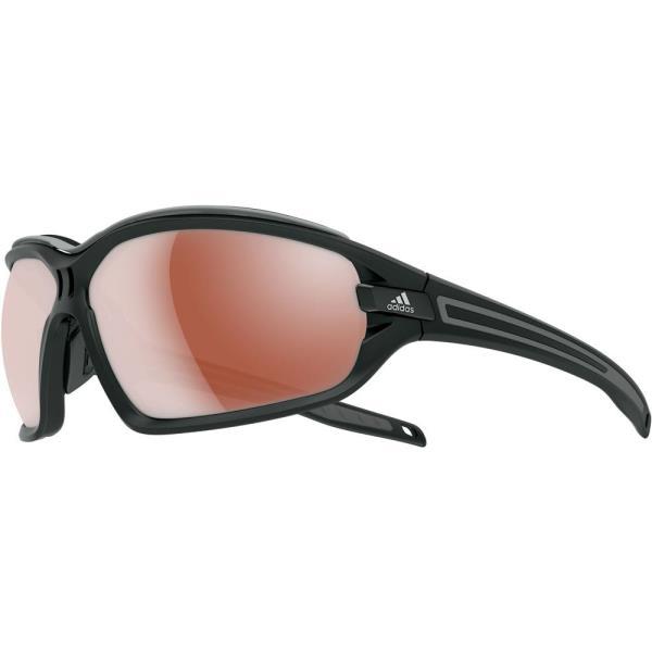 ランニング サングラス evil eye evo pro Sサイズ マットブラックグレイ   ( A194016051 / ADS10289959 )【 アディダス 】【QBH33】