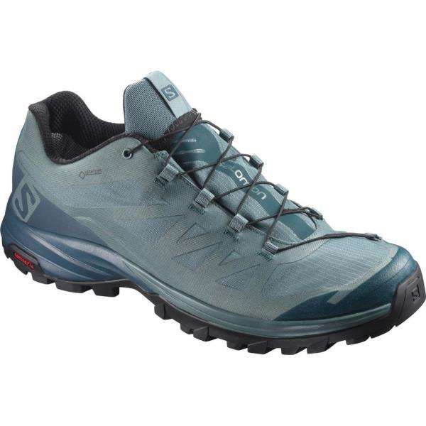 【送料無料】 L39864200 OUT PATH GORE-TEX(R) NORTH ATLANTIC/REFLECTING POND/BLACK (SAM10442854) 【 サロモン 】