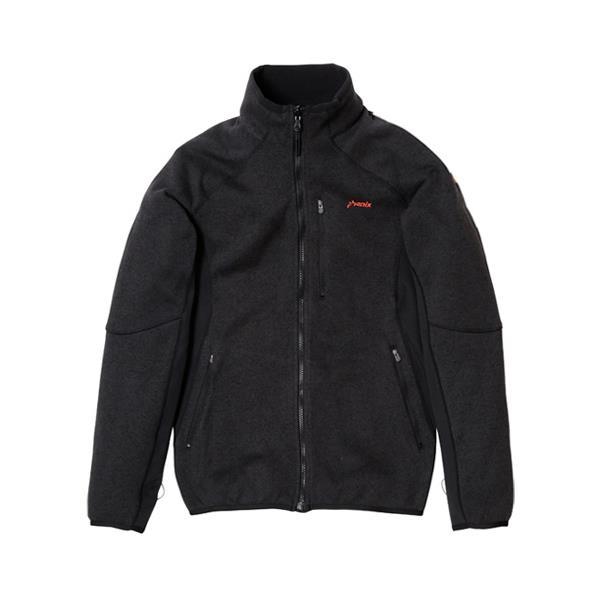 【送料無料】 PH752KT12-OB Moutain Lion Jacket OFF BLACK (PHE10527654) 【 PHENIX 】