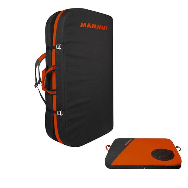 Slam Pad dark orange【マムート マット パッド】 (MAT235624/2290-00810-2088)【送料無料】(但し、北海道・沖縄・離島は除く)【QBH33】