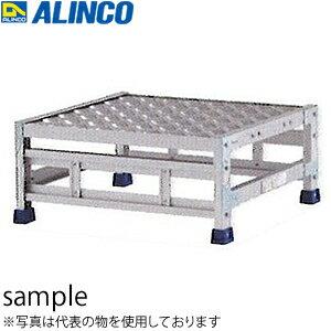 ALINCO(アルインコ) 組立式作業台 CMT-126WS 1段タイプ ステンレス金具仕様 天板高さ C:250mm