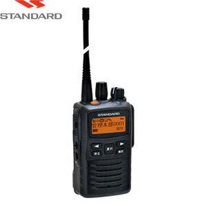 八重洲無線 VXD450U デジタル簡易無線(本体のみ) 標準構成品:アンテナ、ベルトクリップ
