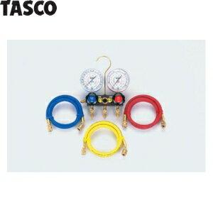 TASCO(タスコ) ゲージマニホールドキット TA124E-2