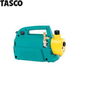 TASCO(タスコ) オイル逆流防止弁付小型高性能ツーステージ真空ポンプ TA150TV