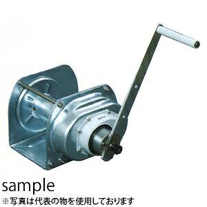 富士製作所 手動ウインチ ポータブルウインチ PZW-1500N
