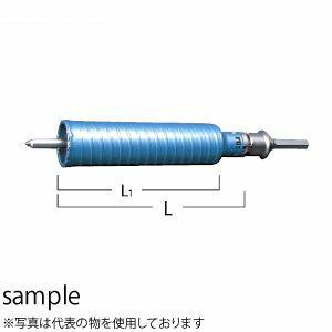 日立工機 ハイパーダイヤコアビット組 No.0032-1439 φ75×160mm(コアビット+ガイドプレート+センタピン+ストレートシャンク)
