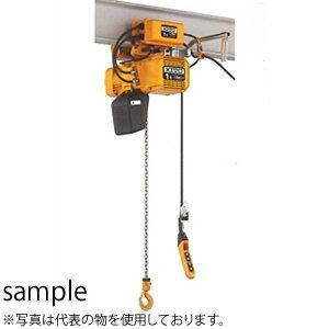 キトー(KITO) 電気チェーンブロック 1.5t用 4M ER2M015IS-L-4-L 2速インバーター 標準速 7点ボタン 三相200V