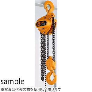 キトー(KITO) チェーンブロックマイティM3形 マイティ単体 CB050 定格荷重(t):5