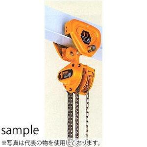 キトー(KITO) チェーンブロックマイティM3形 TSP形プレントロリ結合形 CBSP030 定格荷重(t):3.2