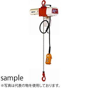 キトー(KITO) 電気チェーンブロック セレクト単相100V 揚程3M ED06SD 定格荷重(kg):60