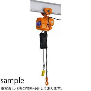 キトー(KITO) 電気チェーンブロック ファルコンEFL1速形・2速形 プレントロリ結合式1速形 EFLSP002S 定格荷重(kg):150