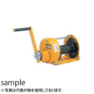 マックスプル 手動ウインチ SIC型 ブレーキ機構が防塵・防滴式ウインチ GM-3-SIC