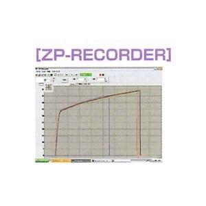 イマダ USBモデル用グラフ作成ソフトウェア ZP-Recorder(日本語版)